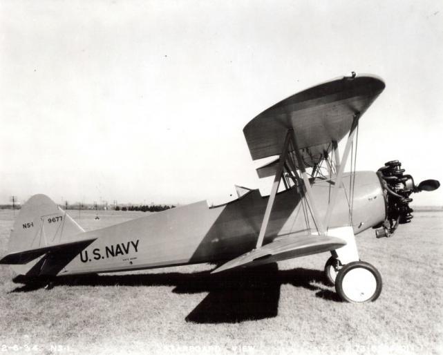 Boeing ns 1 stearman kaydet buno 9677