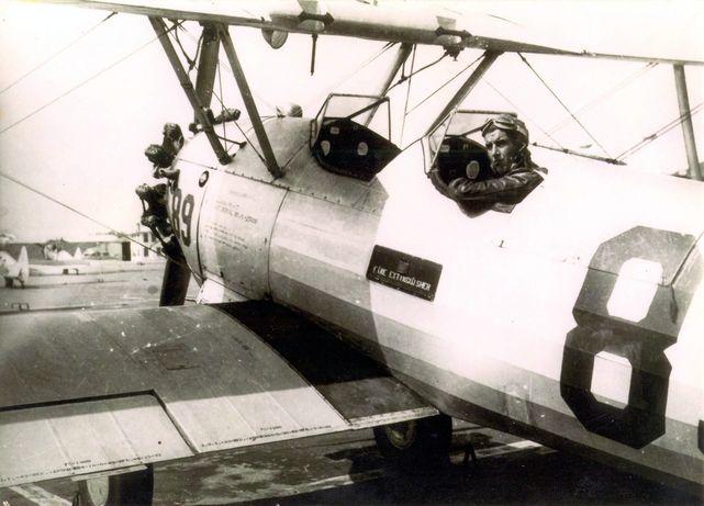 Boeing pt 17 stearman orangeburg