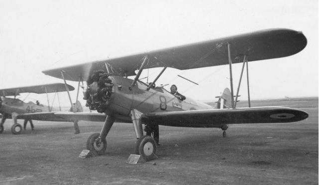 Boeing pt 27 stearman 2