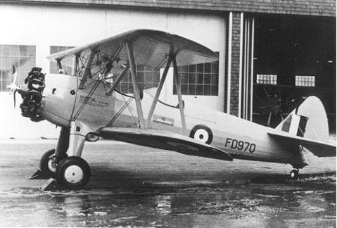 Boeing pt 27 stearman