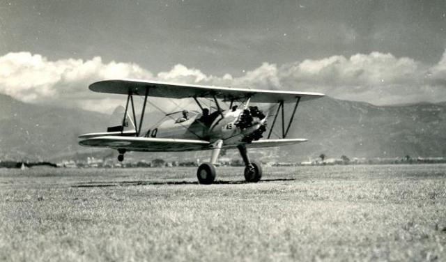 Boeing stearman colombia