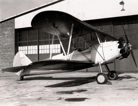 Boeing stearman model x70 1