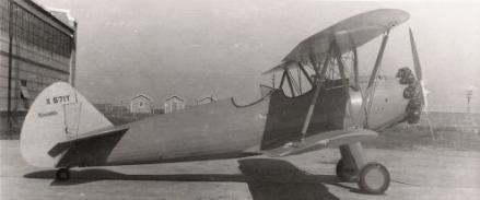 Boeing stearman model x70 2