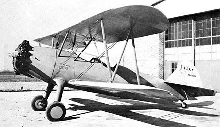 Boeing stearman model x70 3