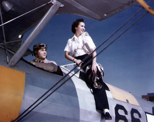 Boeing stearman n2s 1944