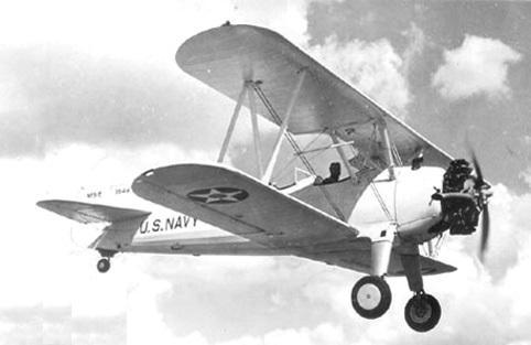 Boeing stearman n2s 2