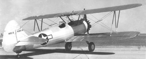 Boeing stearman n2s 5 b