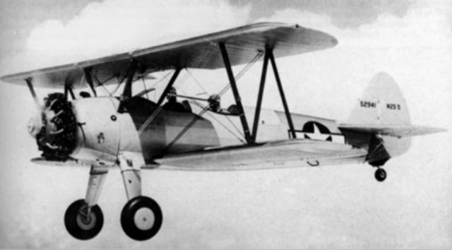Boeing stearman n2s 5