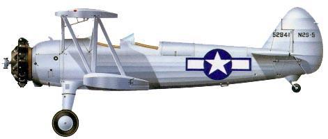 Boeing stearman n2s 6
