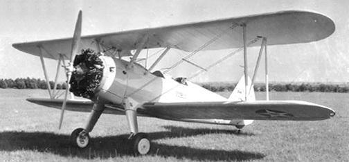 Boeing stearman n2s1