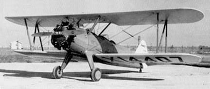 Boeing stearman x75l3