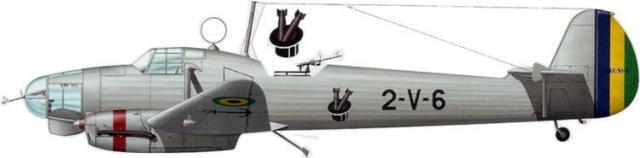 Focke wulf 58 b2 centro de aviacao naval