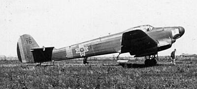 Focke wulf fw 58 romanian