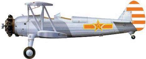 Pt 17 stearman china