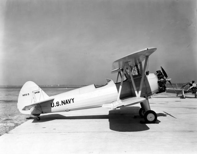 Stearman n2s 3 nas jax 1942